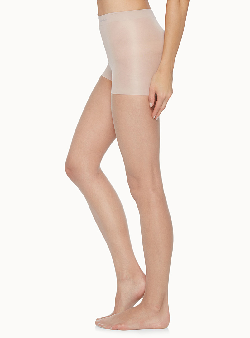 Extra sheer pantyhose - Control Top - Cream Beige