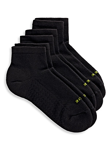 Hue Air ankle socks <br>Set of 3