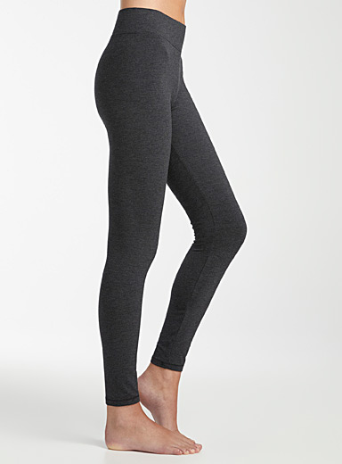 Hue Charcoal Ultimate legging for women