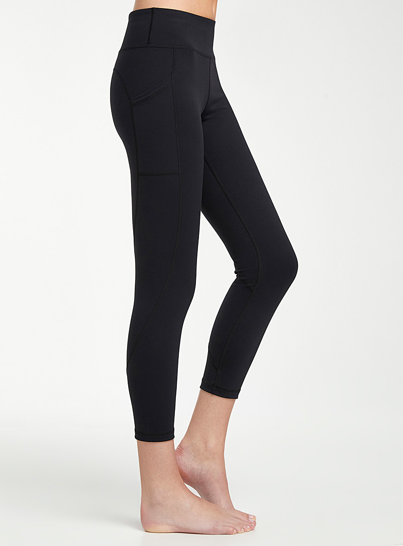 Monochrome sporty legging