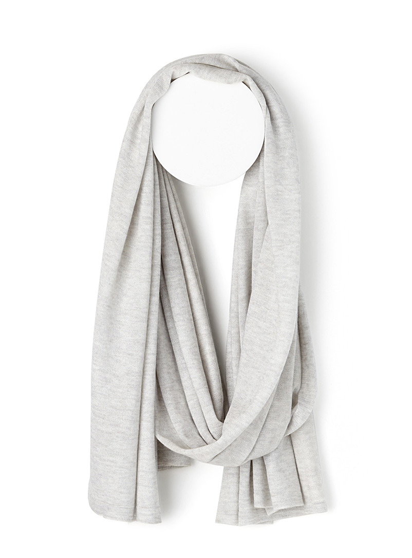 heathered-scarf