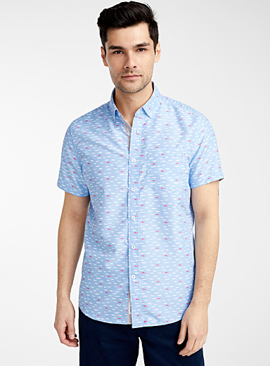 School of fish shirt  Comfort fit