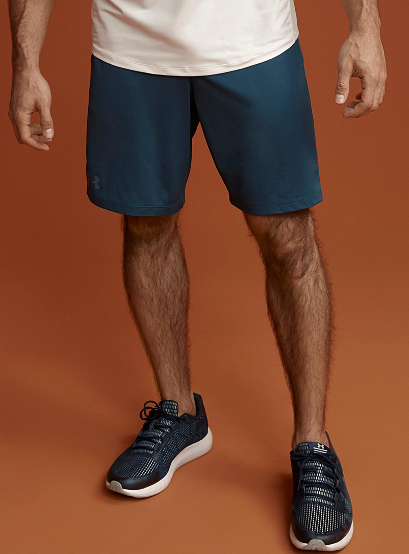 MK-1 workout short - Shorts - Slate Blue