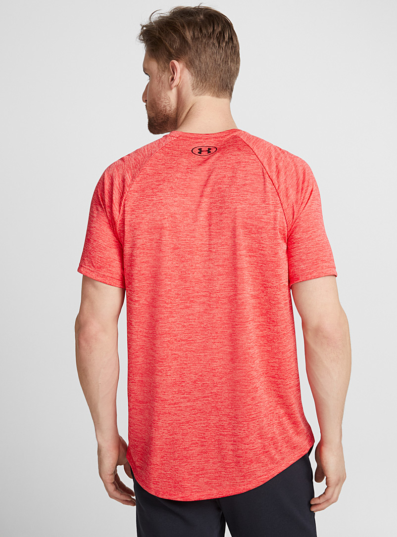 Tech 2.0 workout tee - T-shirts - Red