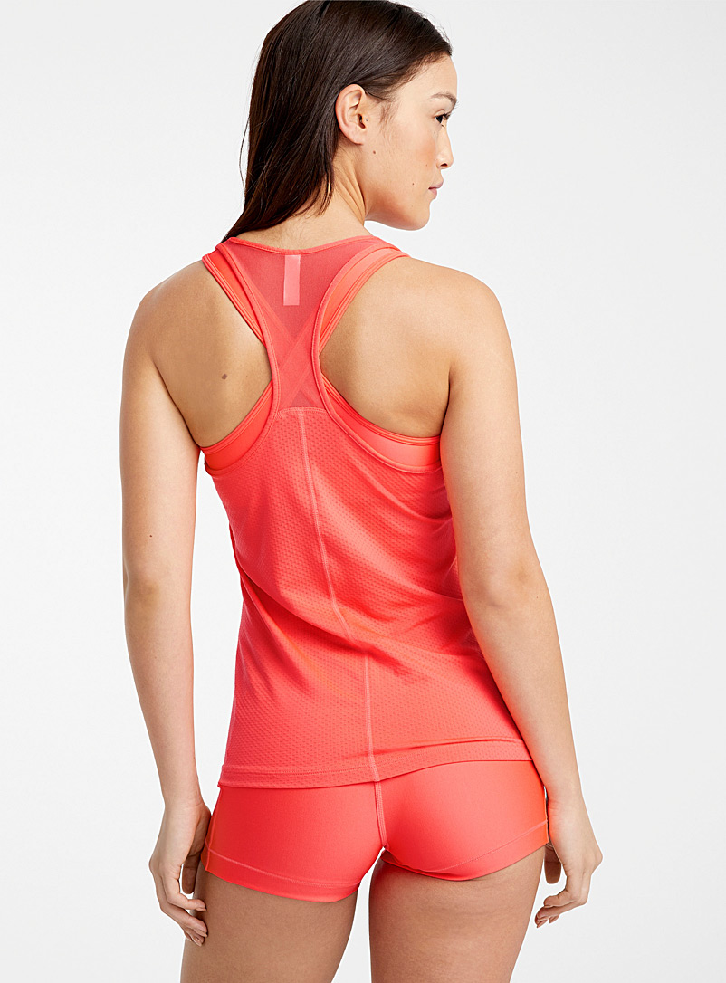 Under Armour Coral Armour Racer training tank for women