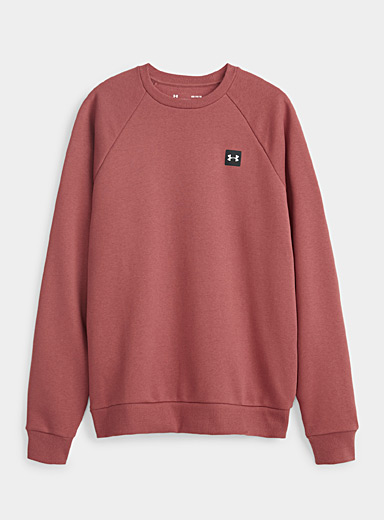 Le sweat doux molleton minimaliste