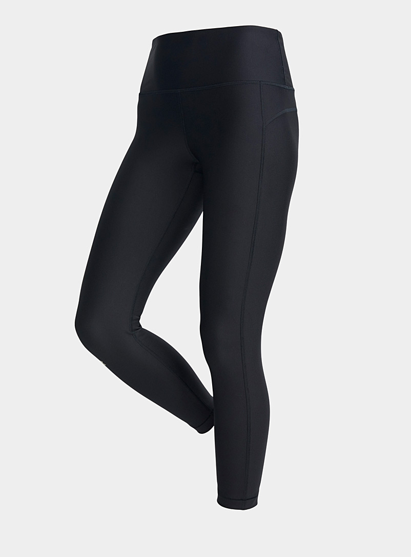 Under Armour Black High-rise 7/8 legging for women