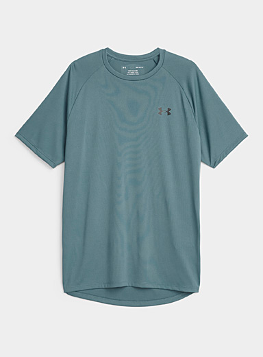Under Armour Green Tech 2.0 workout tee for men