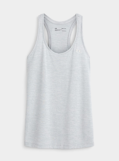 Under Armour Grey Loose racerback cami for women