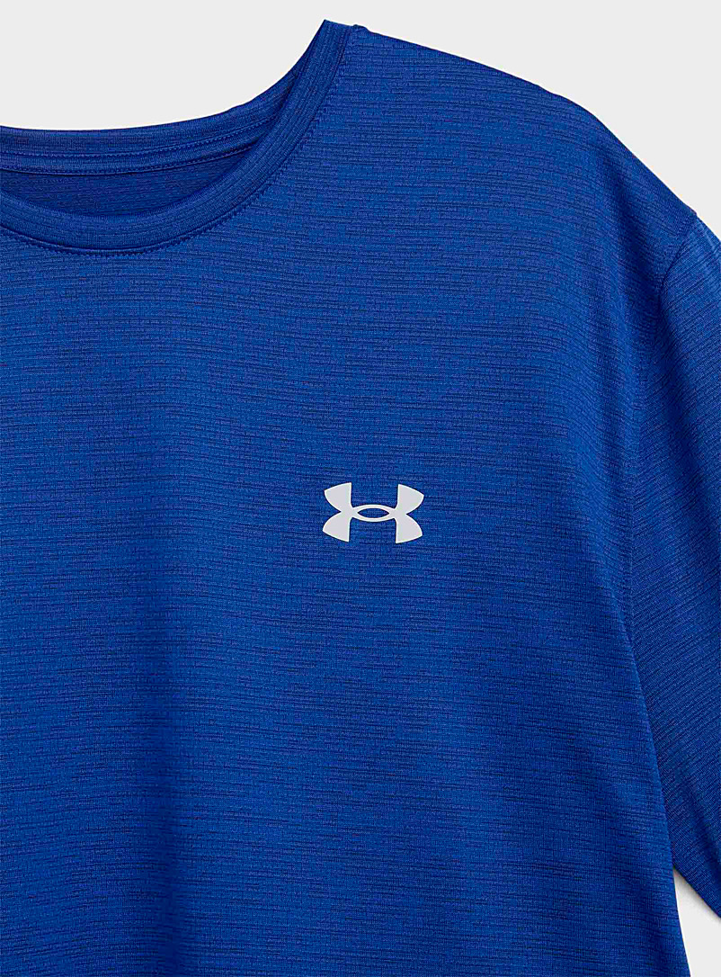 Under Armour Sapphire Blue Training Vent breathable tee for men