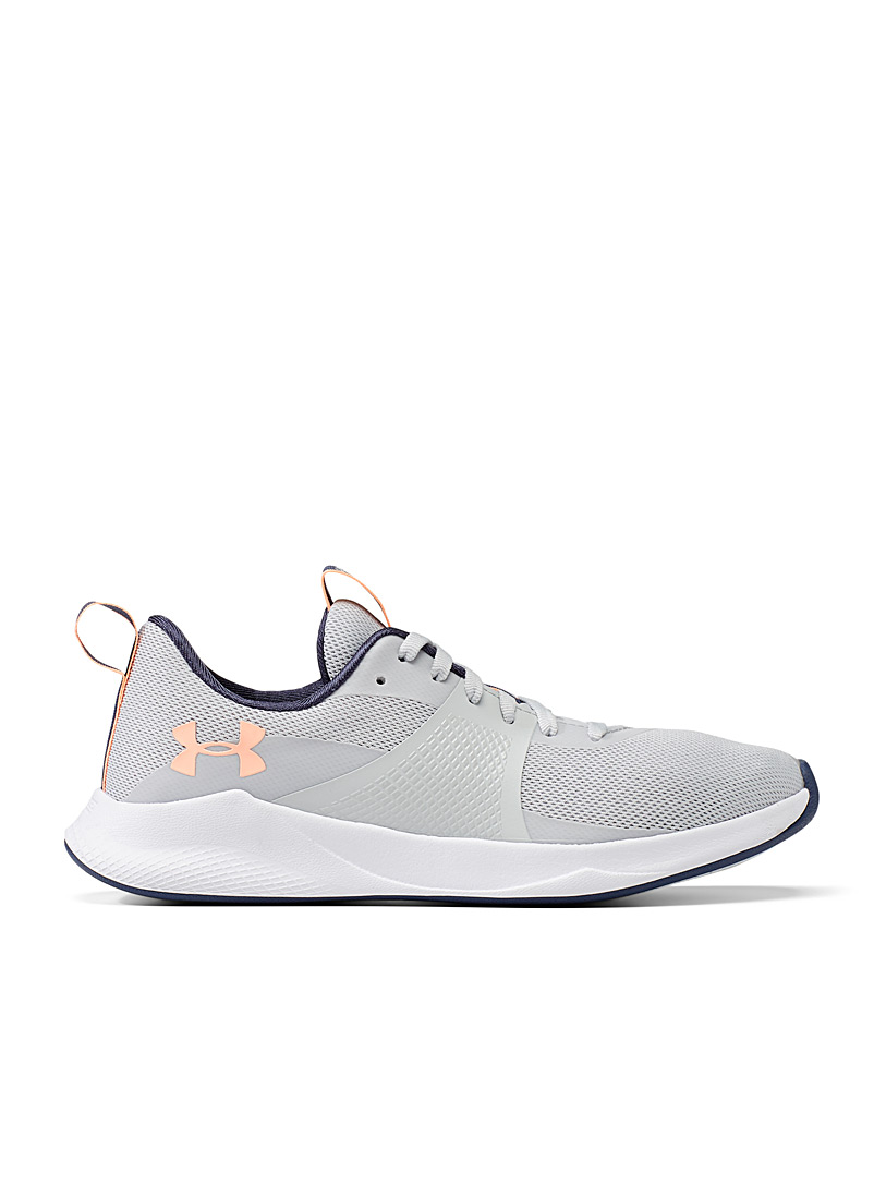 Under Armour Light Grey Charged Aurora sneakers  Women for women