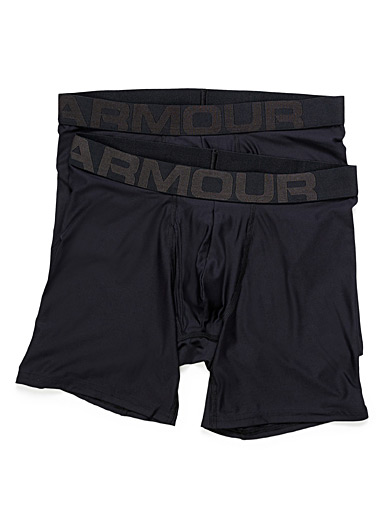 Le boxeur long Boxerjock Tech <br>Emballage de 2