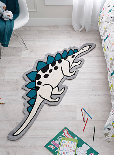 Le tapis dinosaure