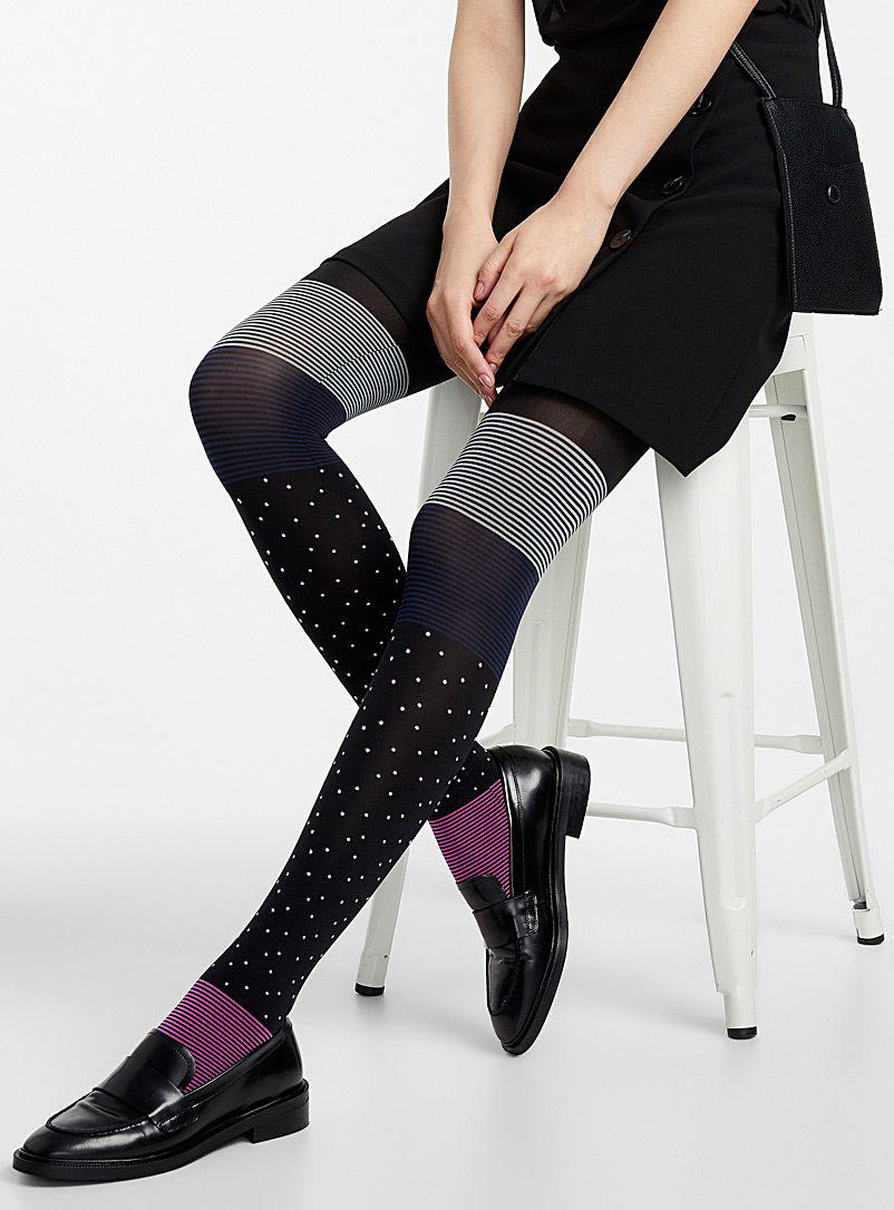 dotted-thin-stripe-tights
