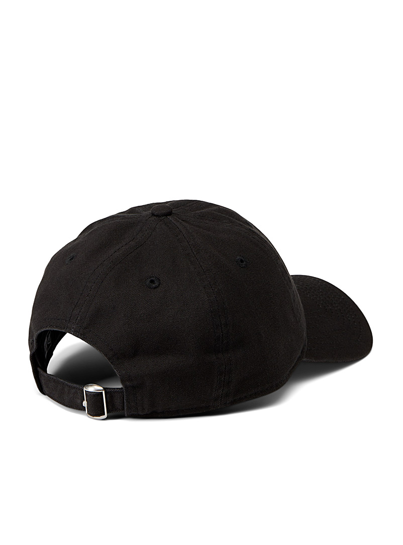New Era Black New York Yankees cap for men