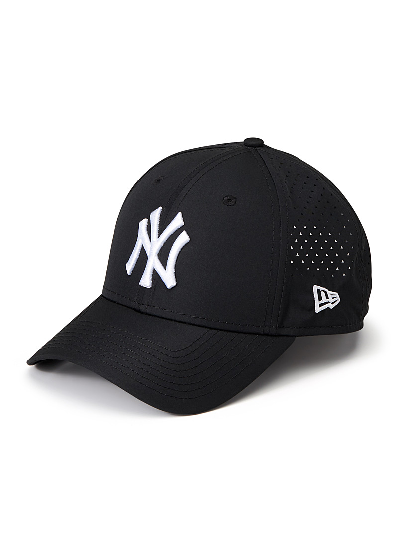 New York Yankees micro perforated cap - Caps - Black