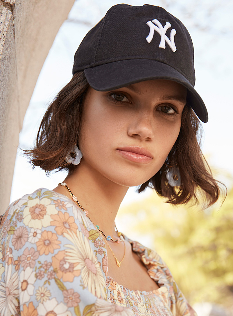 New Era Assorted NY 9Twenty baseball cap for women