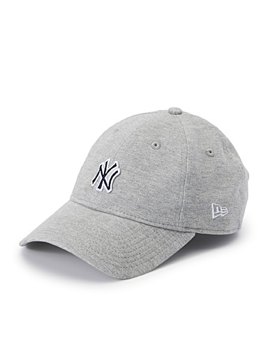 Piqué cotton baseball cap