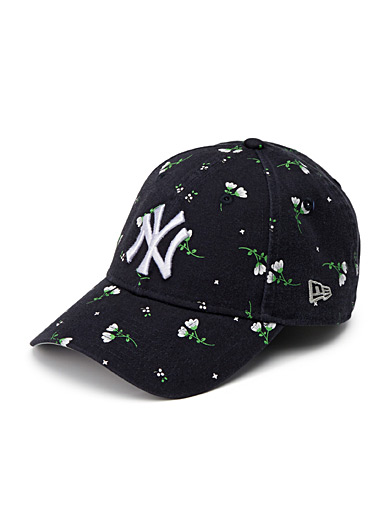 New York Yankees floral cap