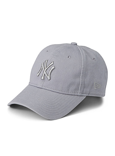 La casquette monochrome Yankees de New York