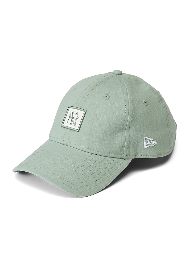 New Era Lime Green Pastel baseball cap for women