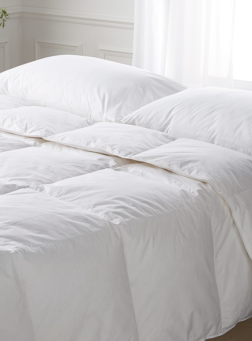 Natural duvet - Feathers & Down - White
