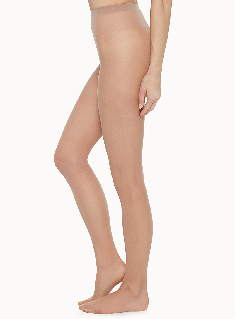 Silks Natural All sheer pantyhose for women