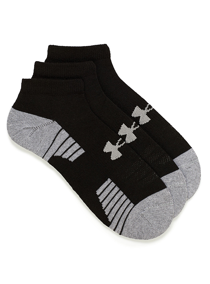 UA training ped socks - Socks - Black