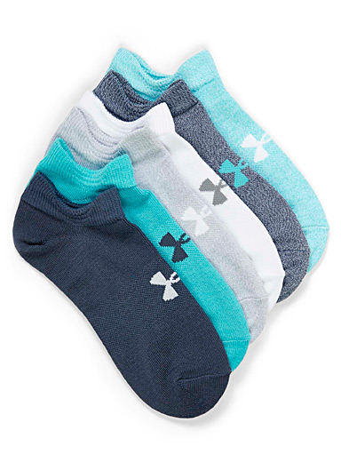 Essential invisible ped socks <br>Set of 6
