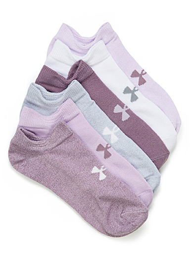 Essential invisible ped socks  Set of 6