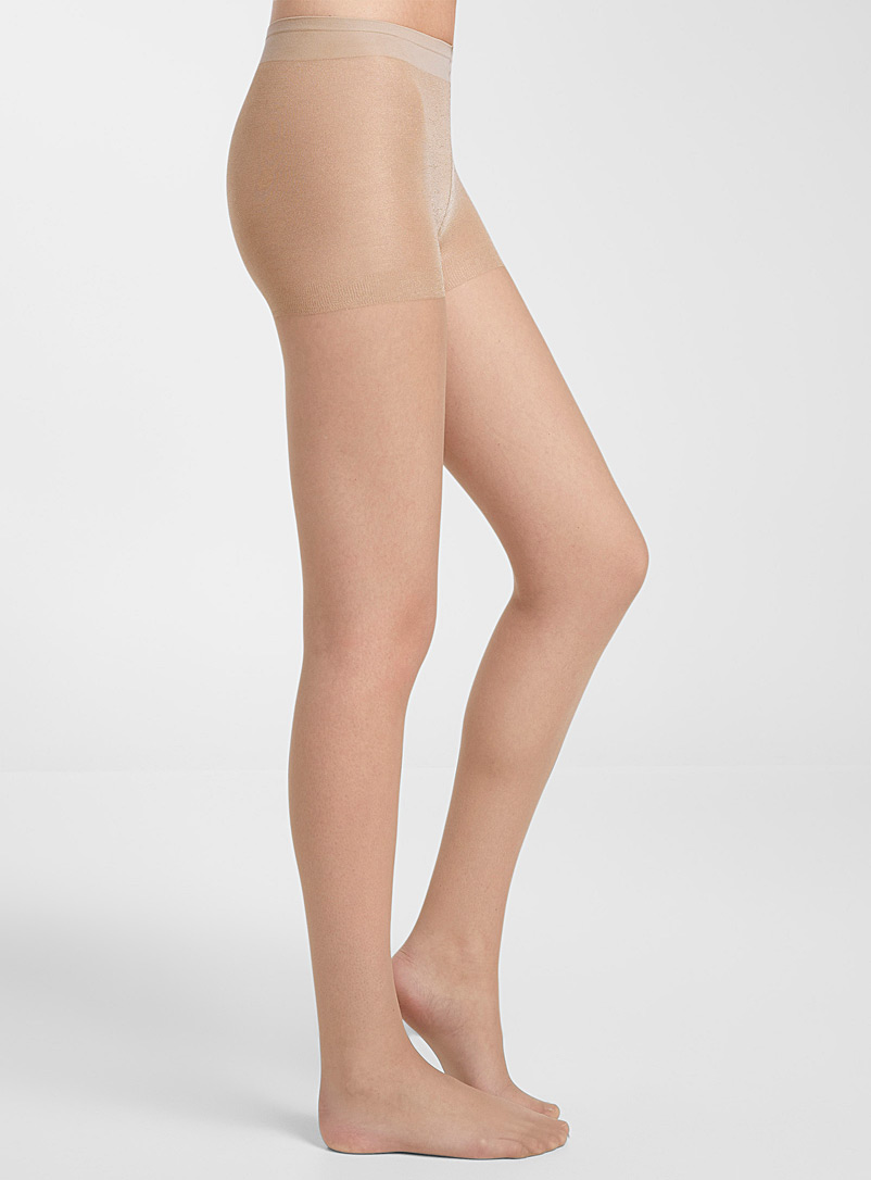 Shaping executive pantyhose - Control Top - Hazelnut