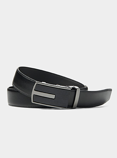 Two-metal automatic belt