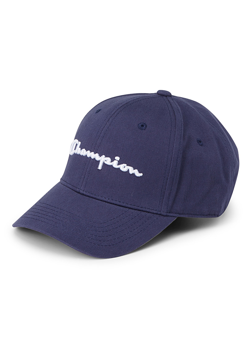 Champion Dark Blue Champion Life Classic cap for men