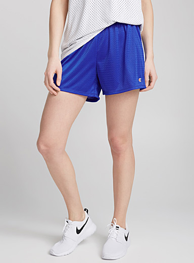 Le short filet authentique taille logo