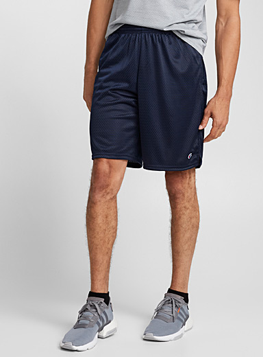 Le short filet authentique