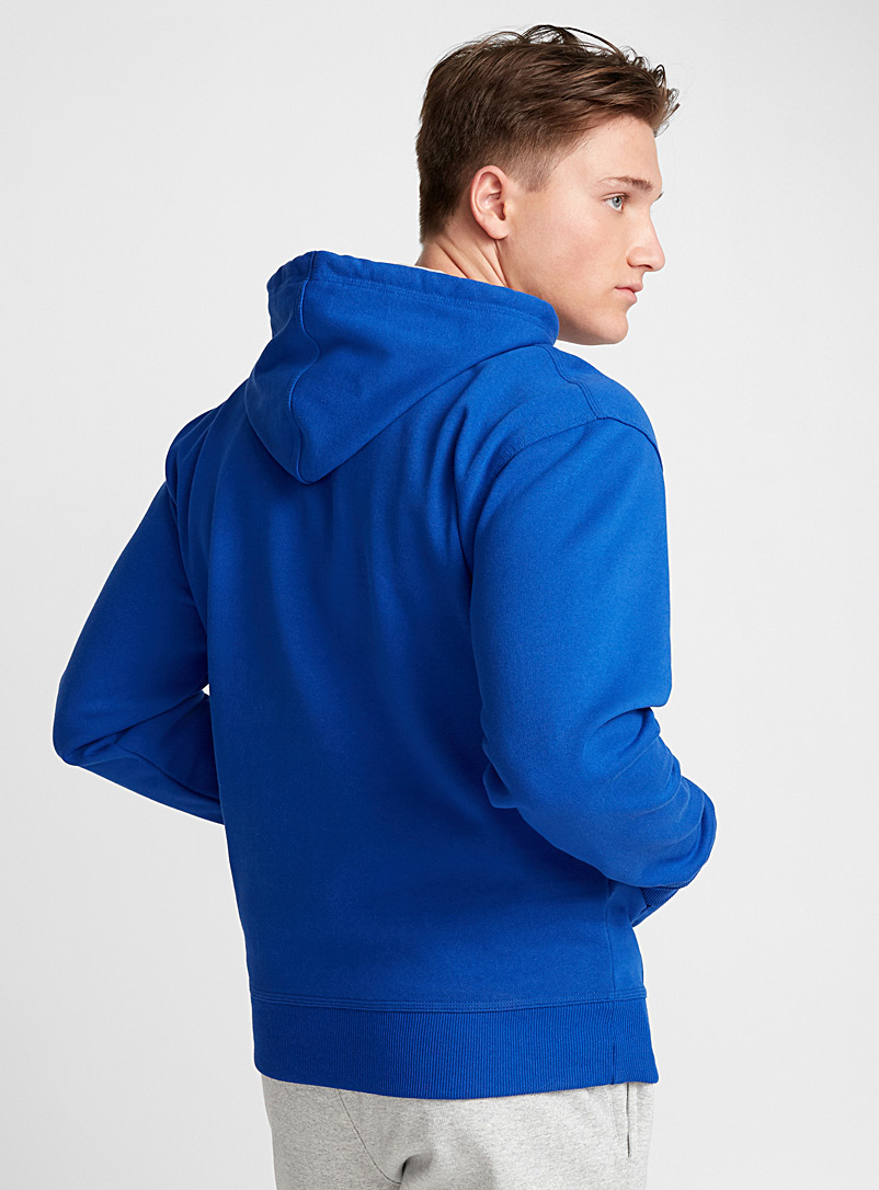 Le sweat capuchon Powerblend - Chandails - Bleu royal-saphir