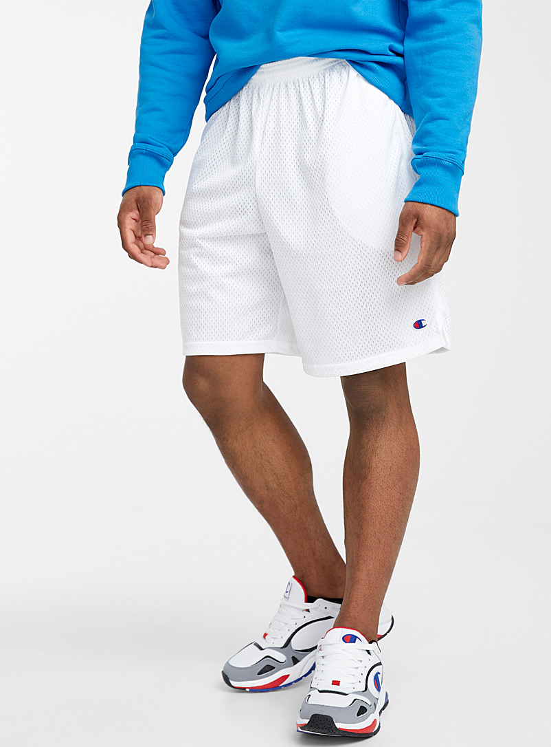L'essentiel short filet - Shorts - Blanc