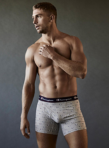 Mini logo boxer brief
