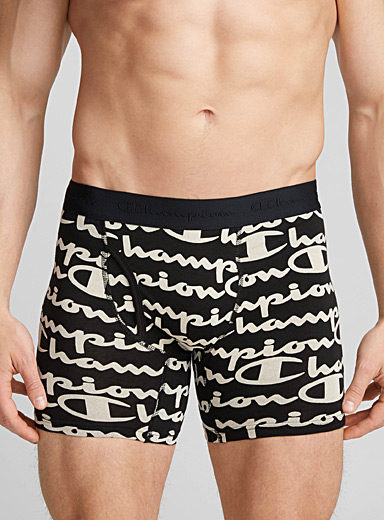 Iconic logo boxer brief