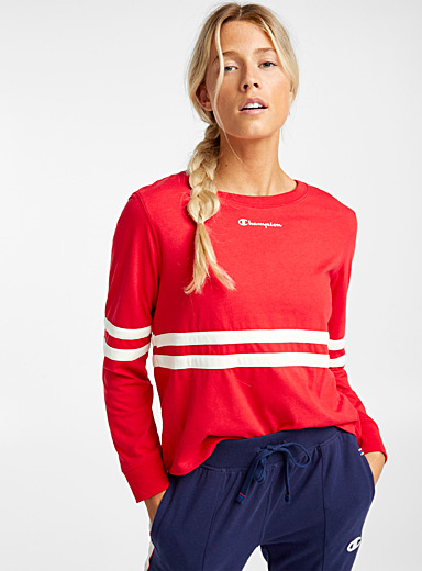 Sporty band T-shirt