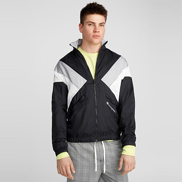 nylon-block-coach-jacket