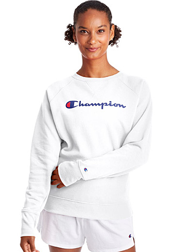 Iconic logo sweatshirt