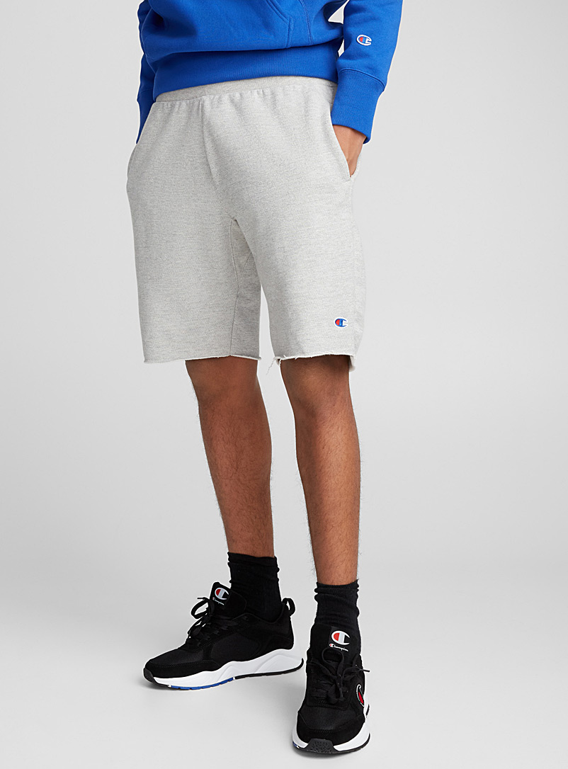 Champion Oxford Raw-cut sweat Bermudas for men