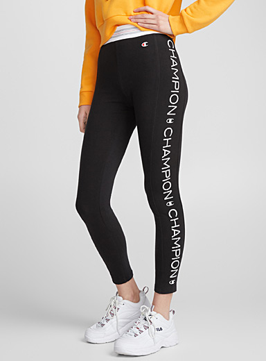 Signature logo legging
