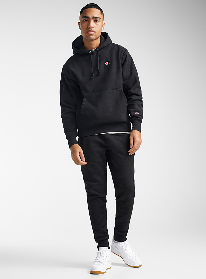 Authentic athletic hoodie - Sweatshirts & Hoodies - Black
