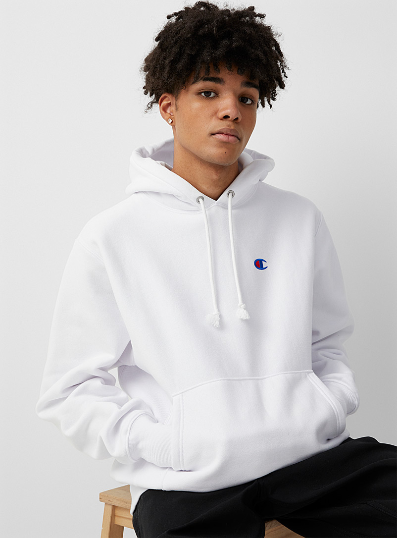 Authentic athletic hoodie - Sweatshirts & Hoodies - White
