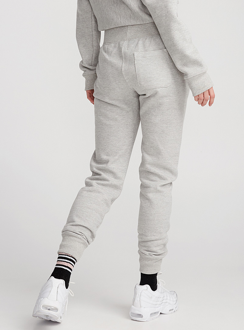 Mini-logo sweat joggers - Joggers - Oxford