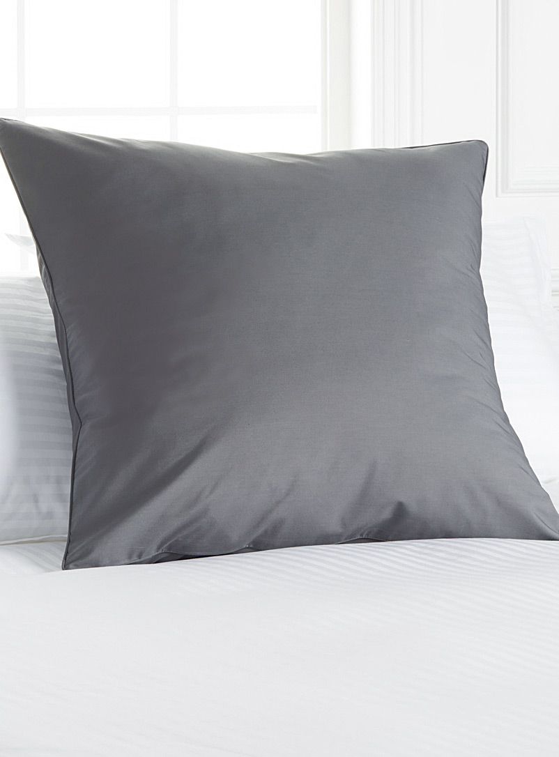 Percale plus euro pillow sham, 200 thread count - Bed Skirts & Shams - Oxford