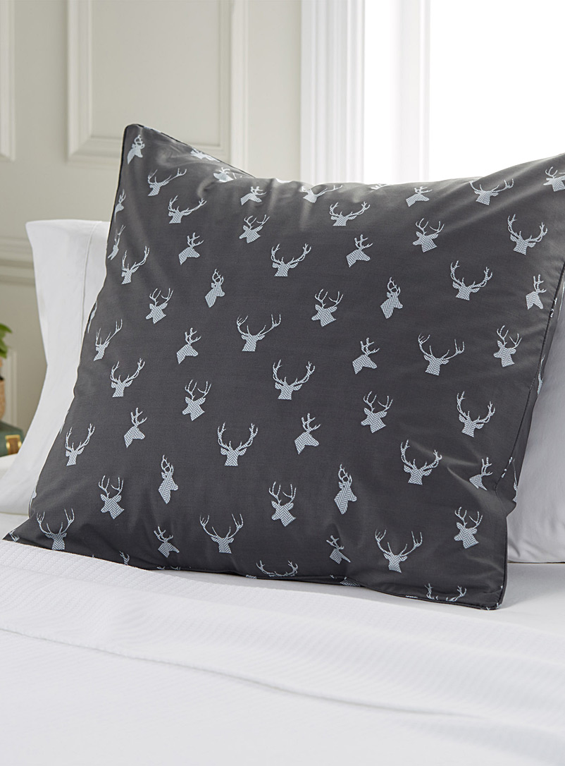 northern-reindeer-euro-pillow-sham