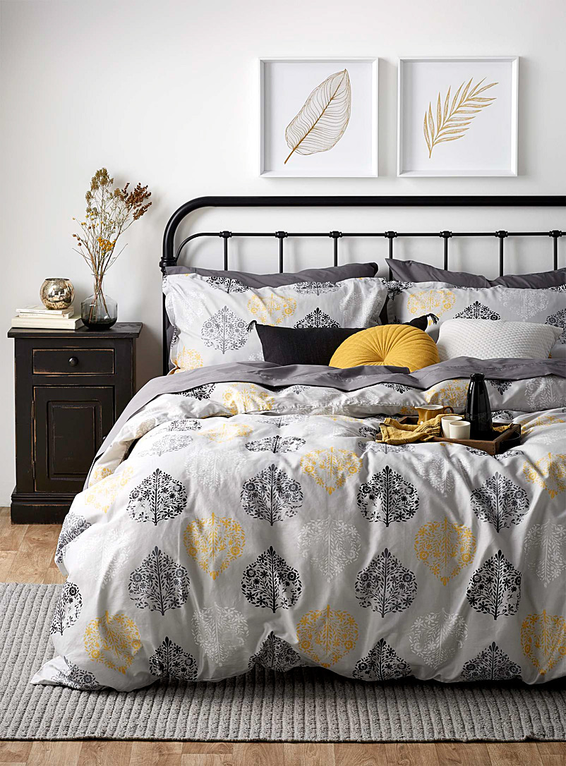 Simons Maison Assorted Winston duvet cover set